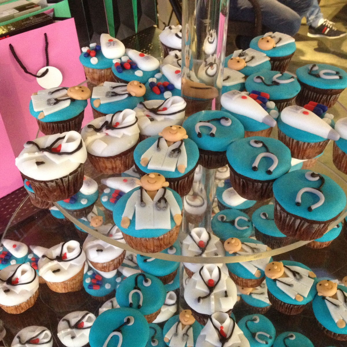 The Doctors' Cupcakes